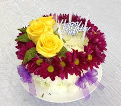 birthday flower cake birthday flower cake for him image inspiration of cake and