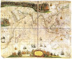 Ancient India Map by The Discovery And Exploration Of Australia
