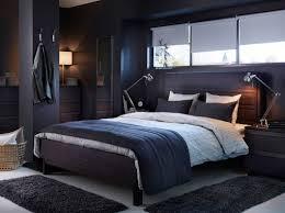 Schlafzimmer In Beige Ein Schlafzimmer Mit Oppland Bettgestell Esche Gebeizt Grau Und