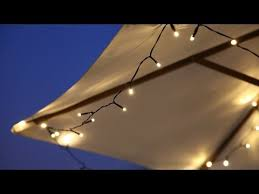 led fairy lights with timer led solar powered fairy lights with timer fl 2301 youtube