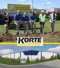 spartan light metal products the korte company begins expansion project for spartan light metals