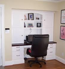 wall units stunning built in desk and bookshelves built in desk