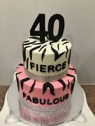 birthday cakes images elegant astonishing 40th birthday cakes