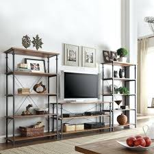 home design clubmona winsome bookcase tv stand combo residence