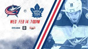Seeking Preview Preview Blue Jackets To Toronto Seeking Third Win