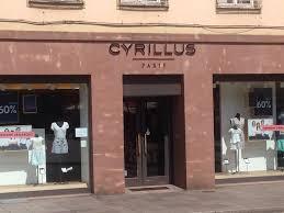 cyrillus siege social cyrillus strasbourg strasbourg adresse horaires avis