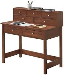 Small Computer Desk With Drawers Small Oak Desk Ebay