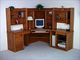 Oak Corner Office Desk Seattle Wood Modular Desks And Drawers For Home Office Don
