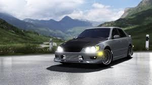 modded lexus is300 xbox 360 big car pack 3d edit forza 4 dl u0027s screen u0027s