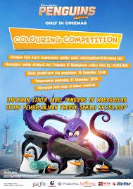 film kartun seru 2014 event seru menyambut film animasi penguin of madagascar movie