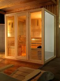 sauna in bagno sauna finlandese e sauna con bagno turco hammam