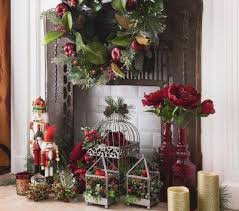 ashland holiday home accents botanical noel holiday decor