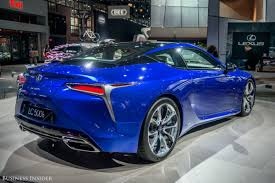 lexus lc500 malaysia price lexus is betting its future on these cars business insider