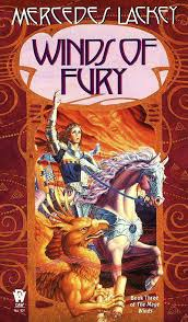 Comes The Blind Fury книга Winds Of Fury