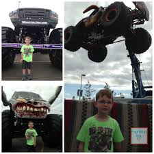 grave digger monster truck costume monster jam at met life stadium pit party review