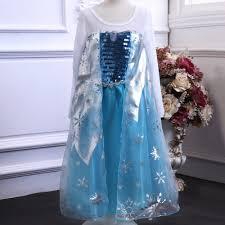 party frozen princess elsa dress costume wholesale buy frozen
