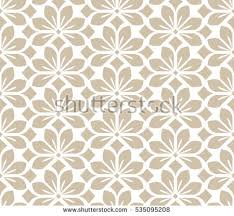 vector background modern pattern seamless abstract floral pattern beige white stock vector 2018