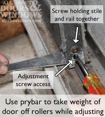 Sliding Patio Door Repair Sliding Glass Door Wheel Repair L53 On Great Small Home Remodel