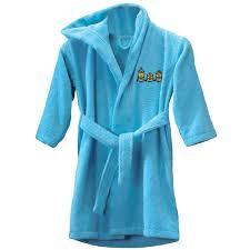 robe de chambre disney adulte minions sponge peignoir 2 4 ans réf min430183 minions