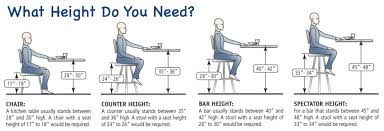 what is counter height table height options and definitions for table legs closet masters