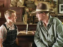 secondhand lions movie review plugged in