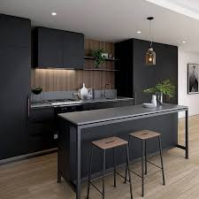 modern kitchen black cabinets 14 amazing color schemes for kitchens with cabinets