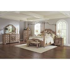 Bedroom Furniture Canopy Bed California King Bedroom Sets You Ll Wayfair