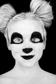 Panda Bear Halloween Costumes 25 Panda Makeup Ideas Panda Costumes Korean