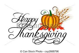 happy thanksgiving text and clipart panda free clipart images