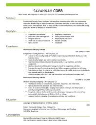 loan officer resume sample escrow officer sample resume general resume objectives samples sample resume escrow assistant frizzigame strikingly inpiration security guard resume sample 14 best professional security officer resume example 791x1024
