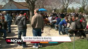 Best Public Gardens by Estabrook Park Named One Of The Best Beer Gardens In The U S