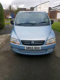 fiat multipla fiat multipla 1 9 jtd in birchwood cheshire gumtree