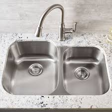 portsmouth undermount bowl kitchen sink american standard