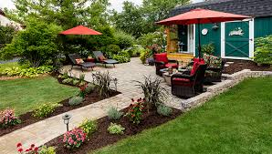 Backyard Paver Patios How To Lay A Paver Patio Or Walkway