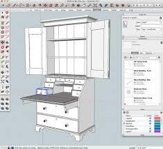 Home Design Using Sketchup by Furniture Design Sketchup Interior Design