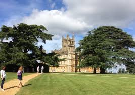 my visit to highclere castle the occasionally examined life the show was filmed at highclere castle shown above about 90 miles west of london this country house that became so familiar to all downton fans was