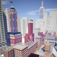 New York City Map For Minecraft by Overview Tate Worlds Soul Of The Soulless City Worlds