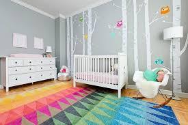 tapis pour chambre bébé tapis pour chambre d enfant une touche d originalité et de couleur