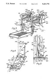 patent us5261779 dual hydraulic parallelogram arm wheelchair