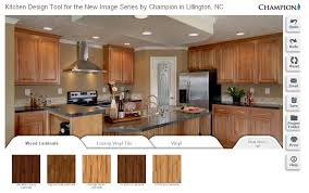 design your dream kitchen use this cool tool from champion homes