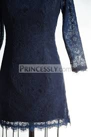 navy blue lace bridesmaid dress sleeves navy blue lace wedding bridesmaid dress