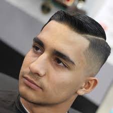 skin fade comb over hairstyle cool 80 powerful comb over fade hairstyles comb on over