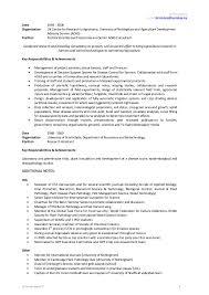 Sample Front Desk Resume by Fenton Beed Cv 2014