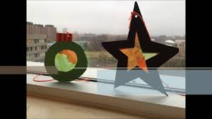 crafts for stained glass ornament