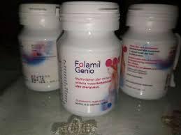 Obat Osfit folamil genio multivitamin ibu dan menyusui daftar harga