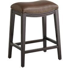 cushioned bar stool furniture glamorous pier one bar stools with leather cushion