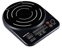 Induction Cooktop Power Amazon Com Gowise Usa Induction Cooktop With 6 Power Levers U0026 6