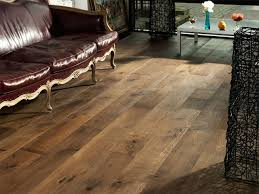 Engineered Hardwood Flooring Oak Venice Wide Plank Flooring Rustic Living Room