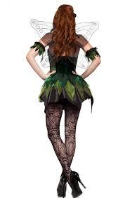 Green Fairy Halloween Costume Absinthe Fairy Costume N6832