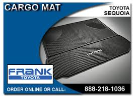 toyota sequoia cargo liner toyota sequoia all weather floor mats 2010 carpet vidalondon